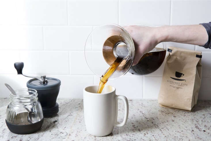 love letter to chemex coffee maker 8 ; Gardenista