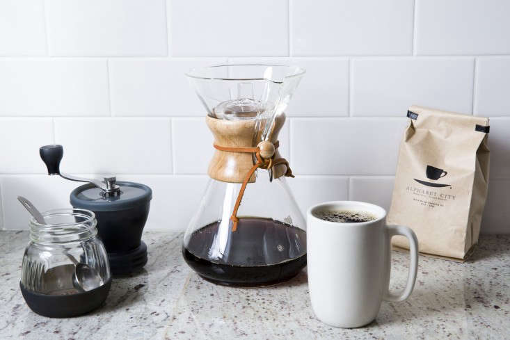love letter to chemex coffee maker 9 ; Gardenista
