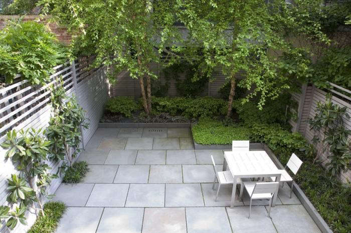 Landscape Architect Visit: A Lush NYC Backyard by Robin ... on Townhouse Patio Ideas id=72376