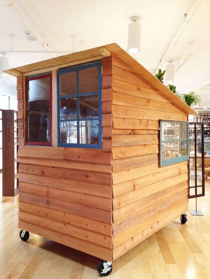A Tiny Backyard Studio On Wheels Gardenista