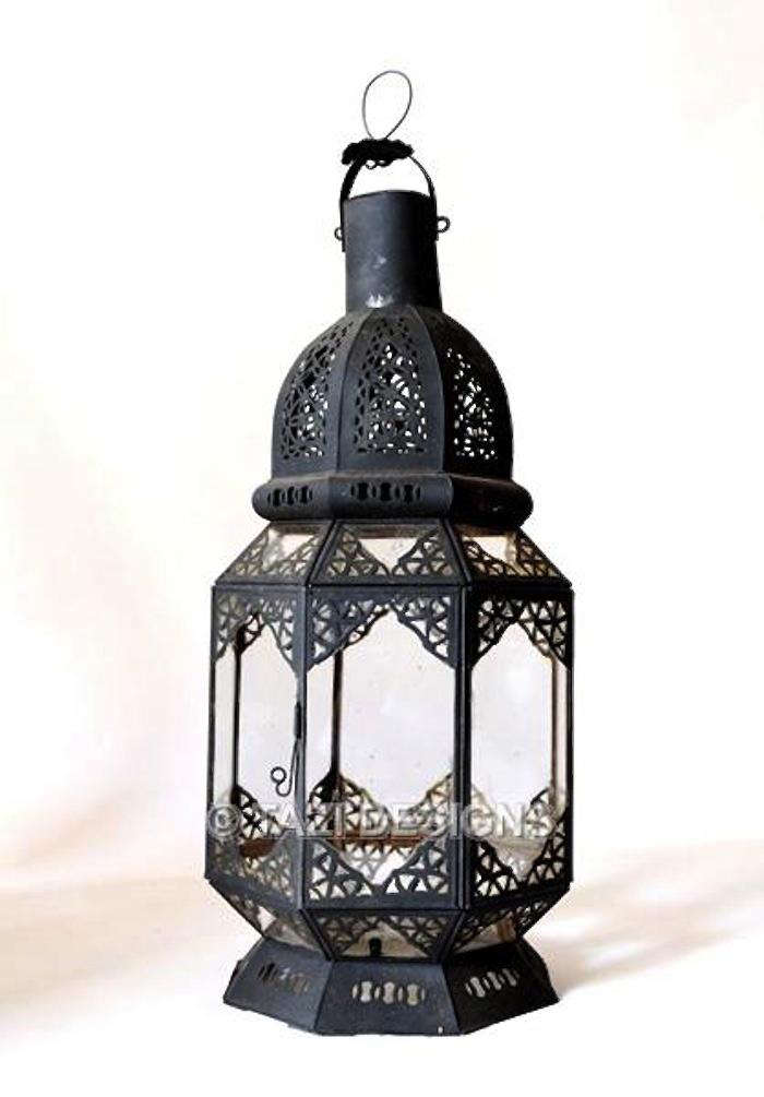 Design Sleuth Colored Candlelight From A Moroccan Lantern