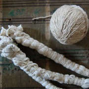 napkins-tied-with-string-liane-tyrell-gardenista