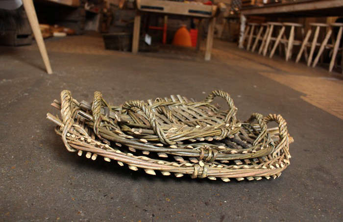 new craftsmen willow platter