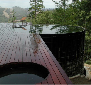 Olle Lundberg cabin Sonoma ; Gardenista