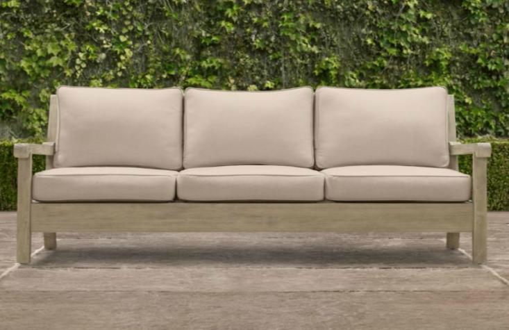 70 in Leagrave Classic Sofa Gardenista