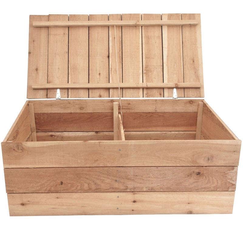 10 Easy Pieces: Wood Compost Bins: Gardenista
