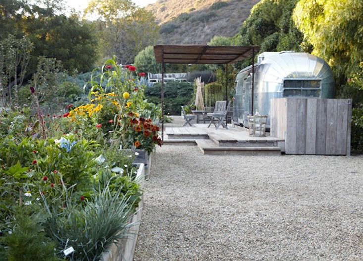 Before And After A Malibu Garden For Grey S Anatomy Star