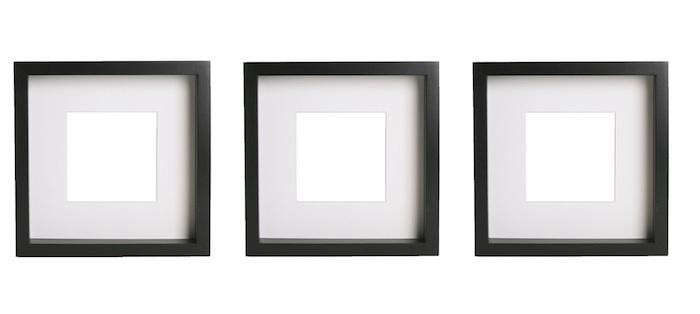 Ikea Black Frames