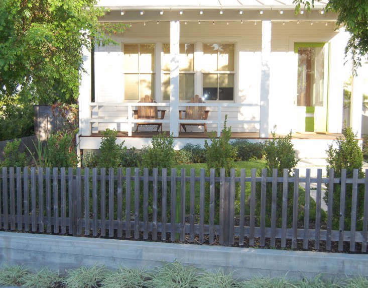 Hardscaping 101 Picket Fence Gardenista