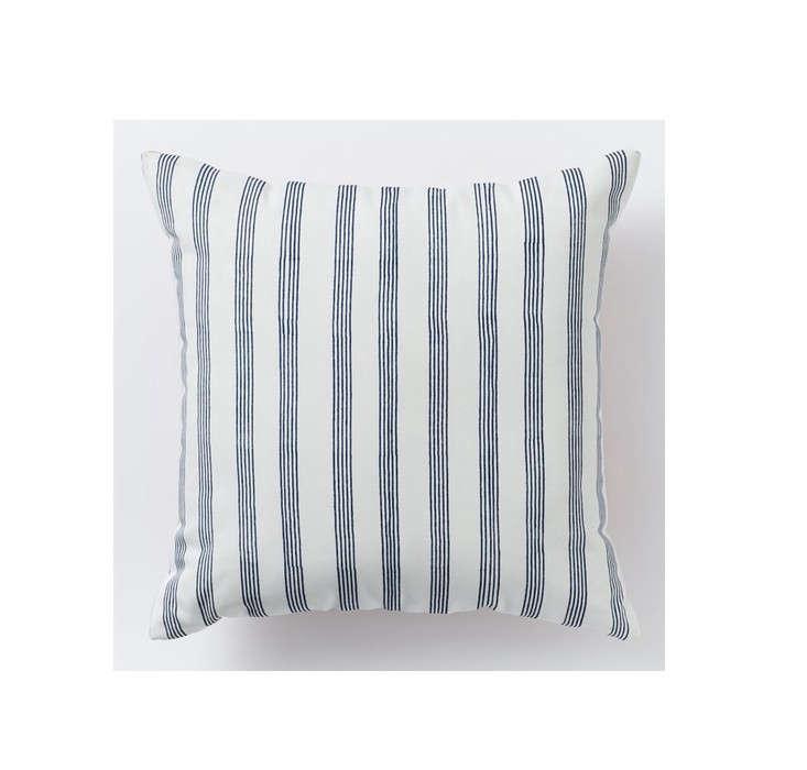 pillow-blue-white-stripe-west-elm-gardenista