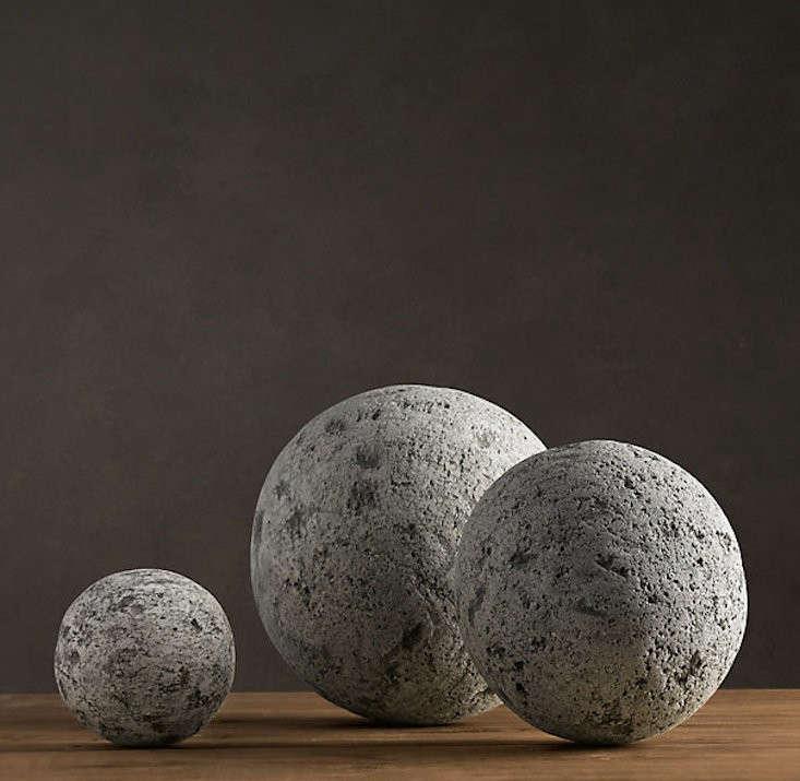 10 Easy Pieces Chimineas Gardenista: 10 Easy Pieces: Noguchi Style Sculpture And Rocks: Gardenista