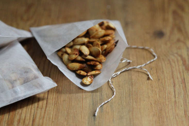 how to make sweet pumpkin seeds
