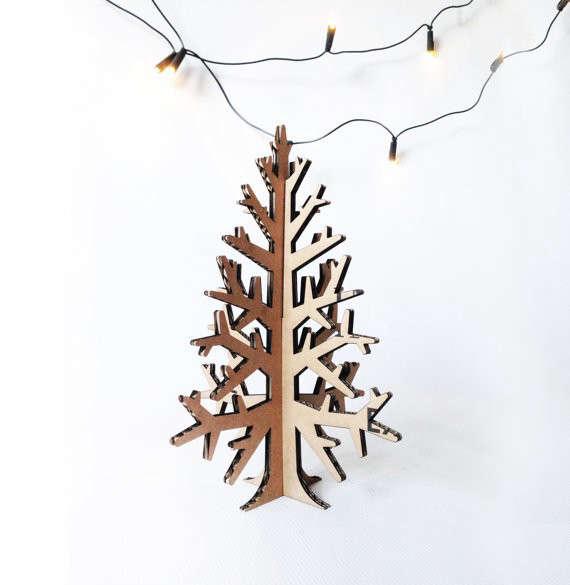 recucle-cardboard-christmas-tree-ornament-gardenista