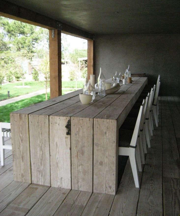 Outdoor Dining Area Ideas: 15 For 2015: Best Garden Design Trends For Fall : Gardenista