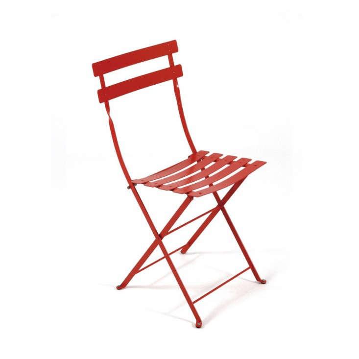 red-bistro-fermob-chair-dwell-gardenista