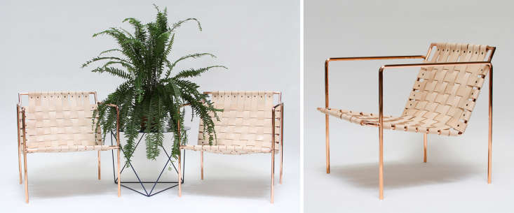 rod-weave-chair-eric-trine-copper-powdercoat-gardenista