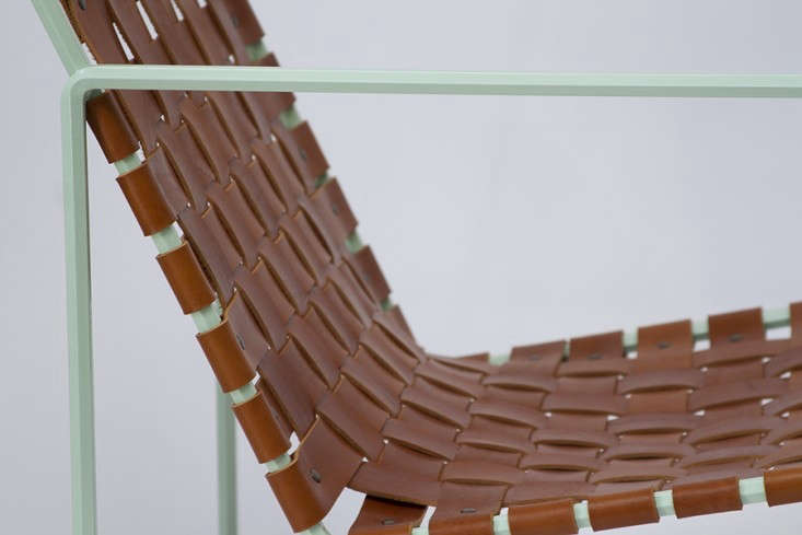 rod-weave-chair-eric-trine-mint-powdercoat-gardenista