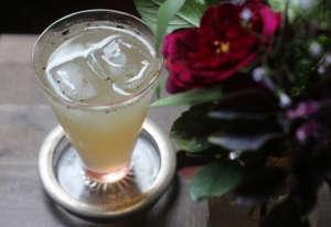 Shiso cocktail shisito ; Gardenista