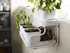 Socker balcony planter ; Gardenista