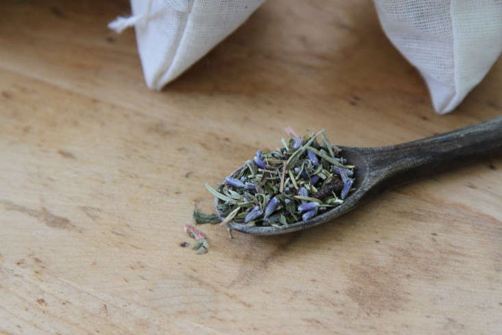 spoonful of herbs