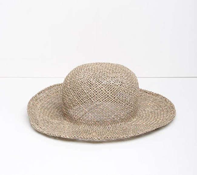 straw-hat-comme-des-garcons-gardenista