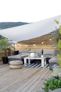 Deck in Oslo, Norway from Stylizimo | Gardenista