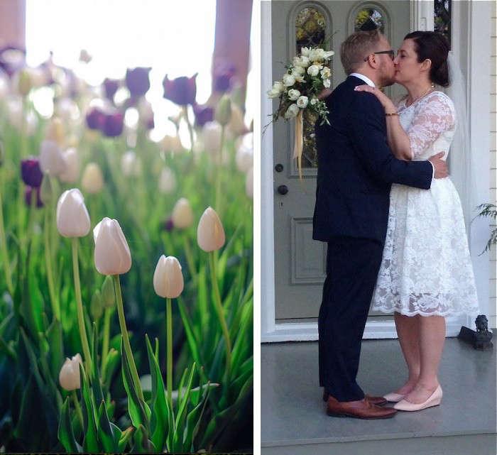 tara-douglass-bride-tulips-gardenista