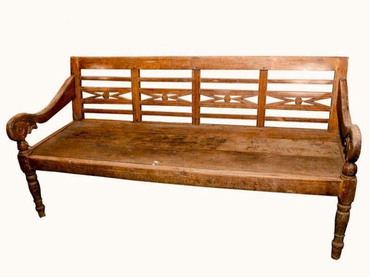 teak-garden-bench-1stdibs-gardenista