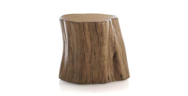 tree-stump-side-table-stool-gardenista