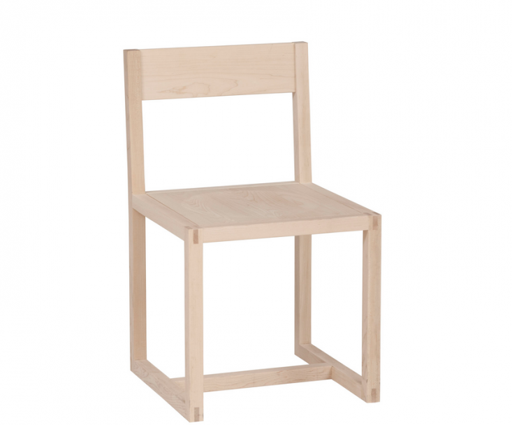 unfinished-wood-urban-green-dining-chair-gardenista