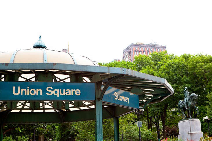union square subway entrance