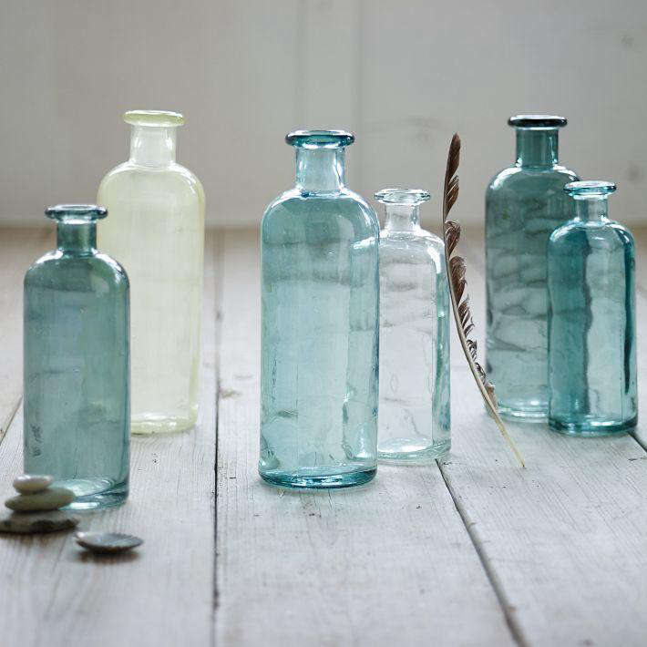 Feb 20, · How to Turn Empty Glass Bottles Into Vases. Instead of tossing away those glass bottles, why not turn them into vases for your flowers? All you need is a little bit of paint; if you want something more elegant, you could try etching cream %(1).