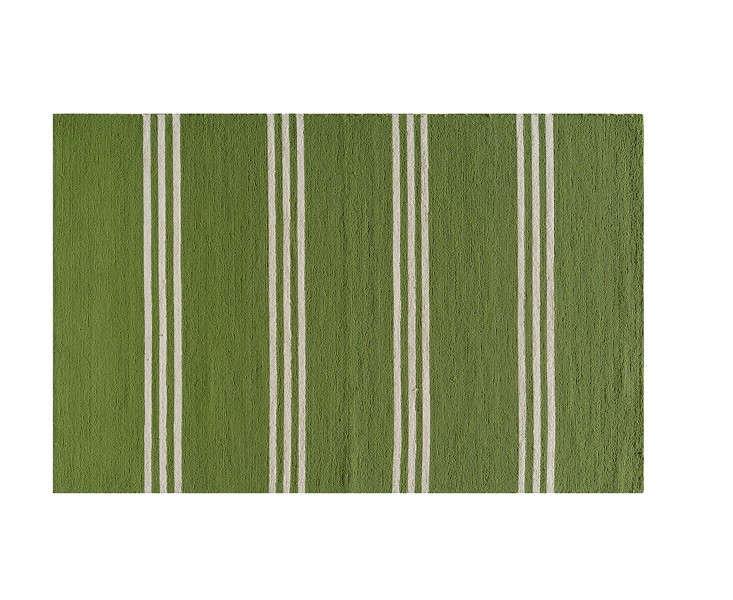 10 Easy Pieces Striped Outdoor Rugs Gardenista