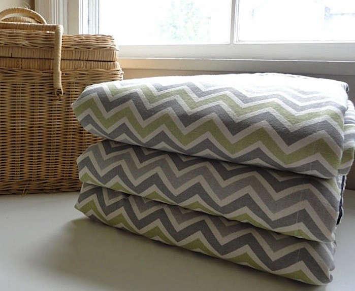 waterproof-chevron-picnic-blanket