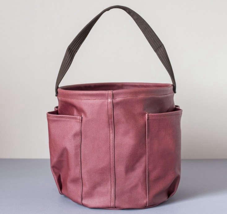 Waxed Cotton Everyday Needs Garden Bag Gardenista