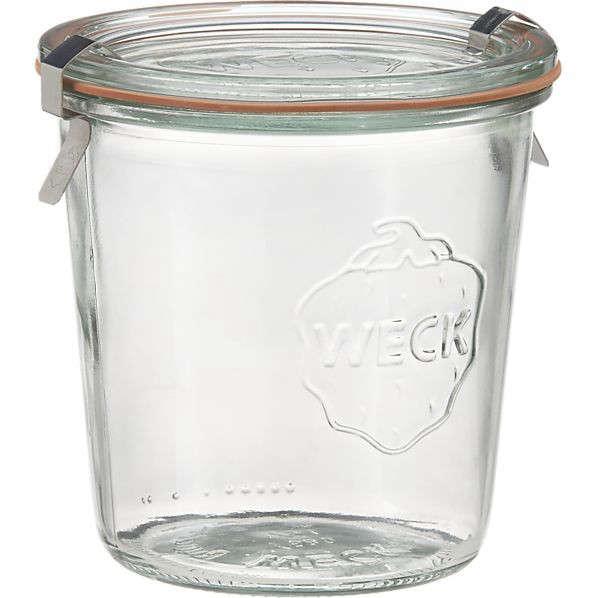 Weck 18 Oz Canning Jar Gardenista