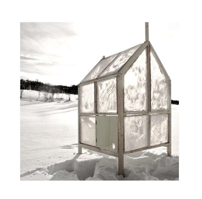 winter ice hut 4