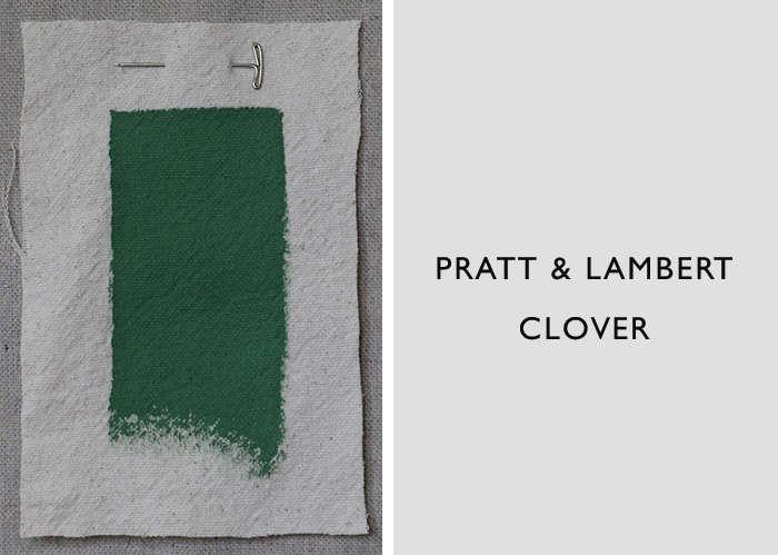 pratt lambert clover paint - Celadon Paint Color