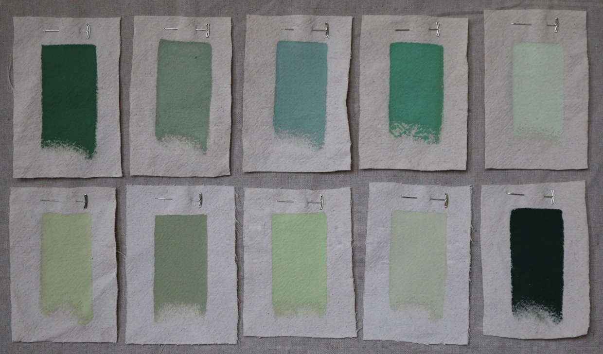 10 paint picks jade and celadon green gardenista for Green ground farrow and ball