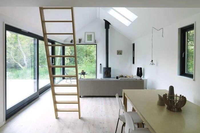 Architect Visit A Modular Danish Summer House Ready To Go