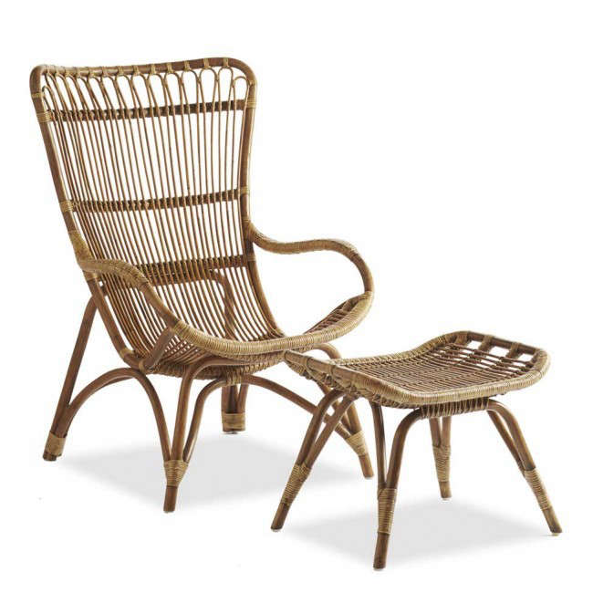 The gardenista best rattan lounge chairs