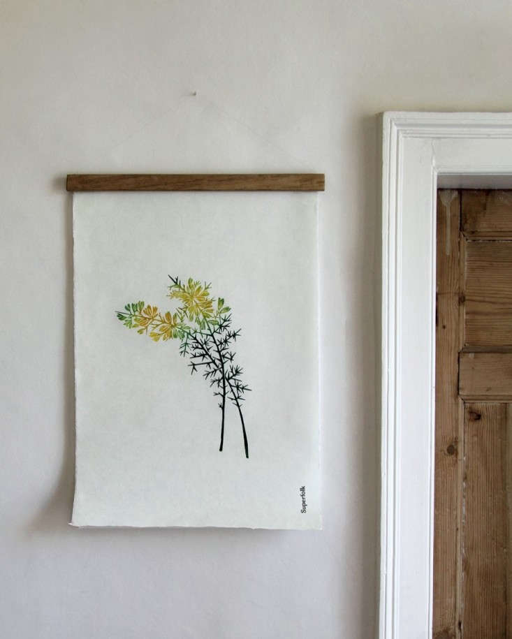 Superfolk Makers and Brothers Botanical Print
