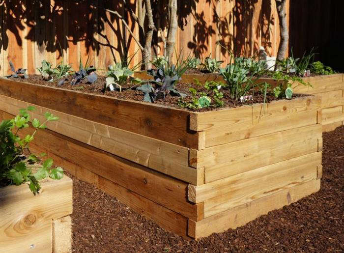 Cedar Raised Garden Bed Kits