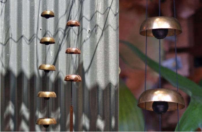 5 Tier Temple Bells Gardenista