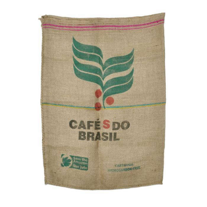 Used Burlap Coffee Bags Gardenista