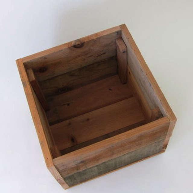 Large Redwood Planter Box For Tomatoes: Handmade Redwood Tomato Planter: Gardenista