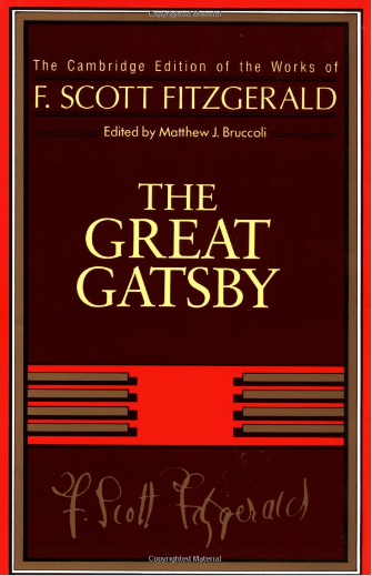fitzgerald and the great gatsby essay
