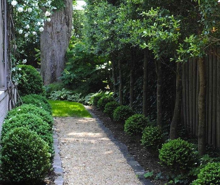 Design Sleuth: An Elegant Gravel Path: Gardenista