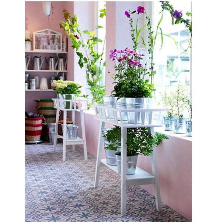 Back In Stock Our Favorite Ikea Plant Stand Gardenista