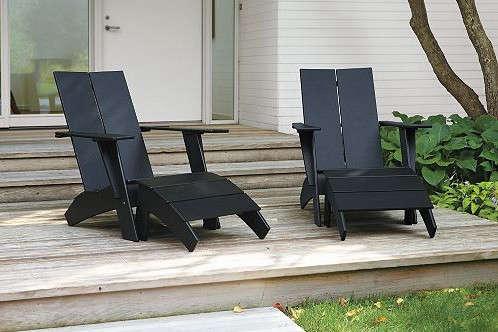 Modern Adirondack Chairs Gardenista